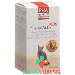 PHA NierenActiv Plus fur Katzen порошок доза 60г