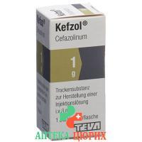 Кефзол 1 грамм