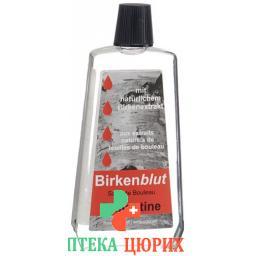 Birkenblut Brillantine жидкость farblos 250мл