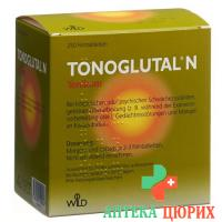 ТоноглуталН 250таблеток покрытых оболочкой
