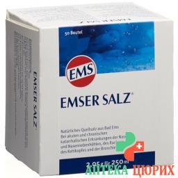 Эмсер Соль порошок 50 пакетиков по 2,95 г