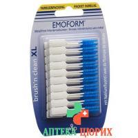 Emoform Brush'n Clean XL Familienpackung 80 штук