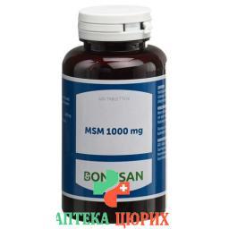 BONUSAN MSM TABL 1000 MG