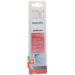 Philips Sonicare Ersatzbursten Sensitive HX 6054/07, 4 штуки