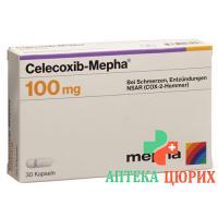 Целекоксиб Мефа 100 мг 30 капсул