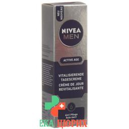 Nivea Men Active Age Vitalisierende Tagescreme 50мл