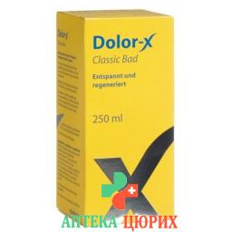 Dolor-x Classic Bad 250мл
