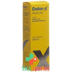 Долор-Икс Классик 100 мл гель