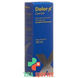 Долор-Икс 100 млгель охлаждающий для криотерапии