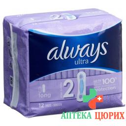 Always Ultra Long бинт 12 штук