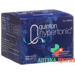 Quinton Hypertonic 21g/l в ампулах, 30 штук