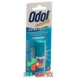 Odol Extra Fresh Mundspray без спирта 15мл