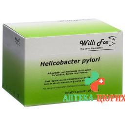 WILLI FOX HELICOB PYL BL-T
