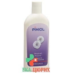 Пиниол Нейтральное массажное масло 250 мл