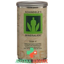 Schindele's Mineralien порошок доза 400г