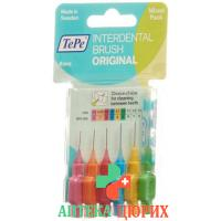 TePe Interdentalbursten Mixed Pack 6 штук
