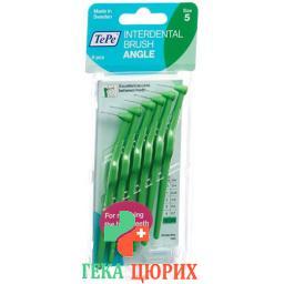 TePe Angle Interdentalbursten 0.8мм 6 штук