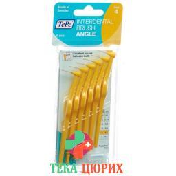 TePe Angle Interdentalbursten 0.7мм 6 штук