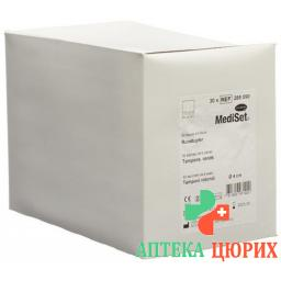 Mediset IVF Rundtupfer 4см стерильный 30 пакетиков 6 штук