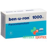 Бен-у-рон 1000 мг 40 таблеток