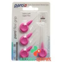 Paro Flexi Grip 2мм Superfine Pink 4 штуки