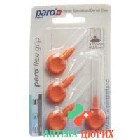 Paro Flexi Grip 1.9/5мм x-Fine Orange Konisch 4 штуки