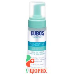 Eubos Sensitive Vital-Schaum 150мл