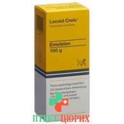 Локоид Крело 0.1% 100 грамм эмульсия