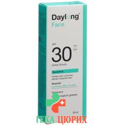 Daylong Sensitive Gelfluid SPF 30 30мл