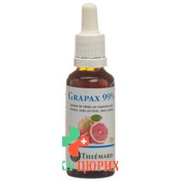 Grapax Grapefruit-kern-extrakt 99% Akt Bio 30мл