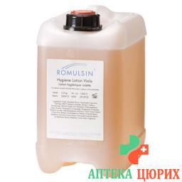 Romulsin Hygiene лосьон Viola бутылка 500мл