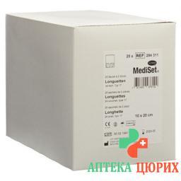 Mediset IVF Longuetten 10x20см T17 24-fach 25x 2 штуки