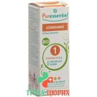 Puressentiel Suesse Orange эфирное масло Bio 10мл