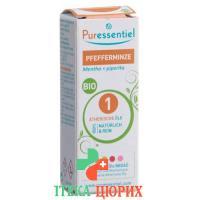 Puressentiel Pfeffer-Minze эфирное масло Bio 10мл