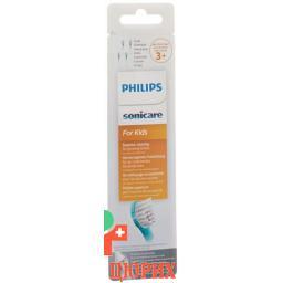Philips Sonicare Ersatzburste Kids Mini Hx6034/33 4j 4 штуки