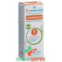 Puressentiel Nelken эфирное масло Bio 5мл