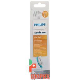 Philips Sonicare Ersatzbuer Kids Standard Hx6044/33 7j 4 штуки