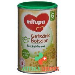 Milupa Fenchel-Getrank 180г