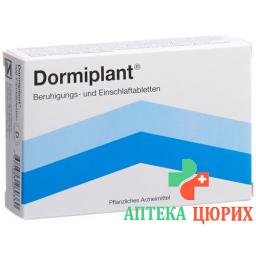 Дормиплант 100 таблеток покрытых оболочкой