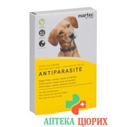 Martec Pet Care Vlies-Halsband Antiparasite Hunde