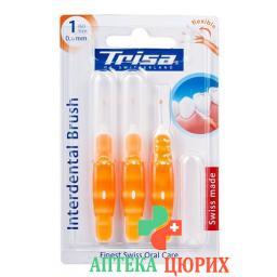 Trisa Interdental Brush 1.8мм Flexibel 3 штуки