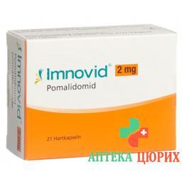 Имновид 2 мг 21 капсула