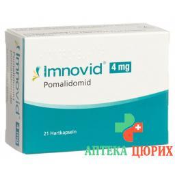 Имновид 4 мг 21 капсула