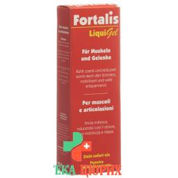 Fortalis Liquigel Airless 100мл