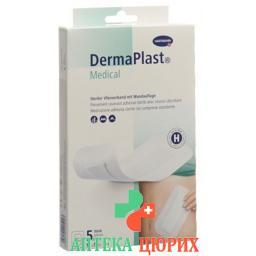 Dermaplast Medical Vliesverband 15x9см 5 штук