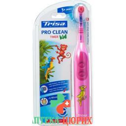Trisa Pro Clean Impulse Kid