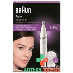 Braun Gesichts-Epilierer Face 810