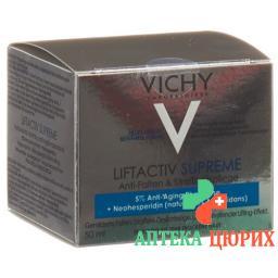 Vichy Liftactiv Supreme для сухой кожи 50мл