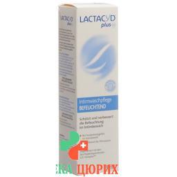 Lactacyd Plus+ Intimpflege Befeuchtend 250мл