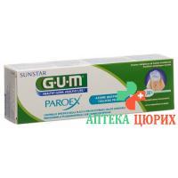 Sunstar GUM Paroex зубная паста 0.06% 75мл